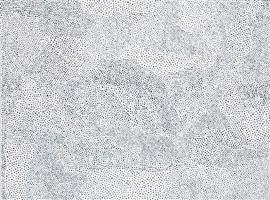 infinity nets [fbb] by yayoi kusama